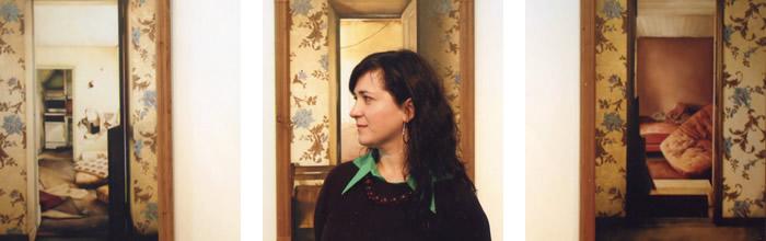Image of Jennifer Trouton, visual artist